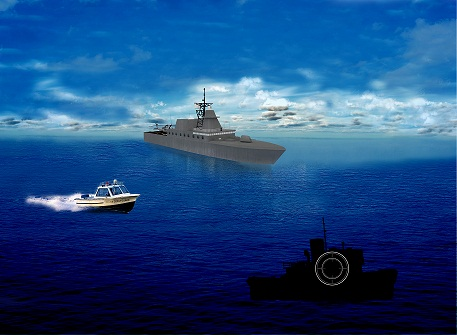 Maritime Target Acquisition & Engagement